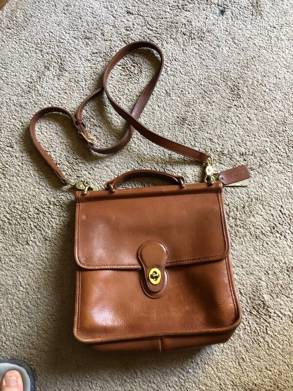 e030af187653 Used Coach women's purse for sale in Pittsburg - letgo