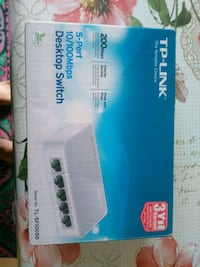 TP link desktop switch Dervişler, 01260