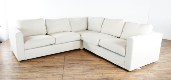 Ikea Vimle Contemporary Four Seat Upholstered Sectional Sofa (1019530)