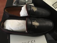 Pair of black Gucci loafers with box Parkville, 21234