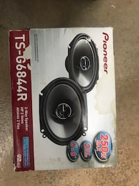 Pioneer TS-G6844R 2-way speaker box Woodbridge, 22191