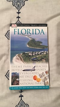 Florida travel guide book Châteauguay, J6J 6B4