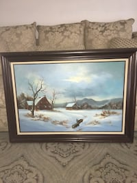 Antique oil painting  Bakersfield, 93308