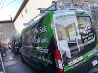 wrap for commercial van Clifton