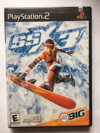 EA Sports SSX3 for PlayStation 2 3754 km