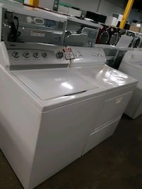 KENMORE TOP LOAD WASHER AND DRYER SET WORKING PERFECTLY
