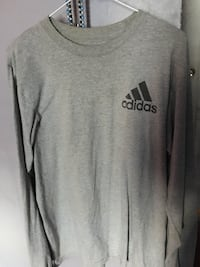 grey adidas long sleeve Elsmere, 19805