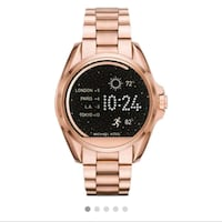 BRAND NEW SEALED BOX Michael Kors Smartwatch Edmonton, T6X