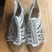 Ladies Gladiator Sandals Ajax, L1Z