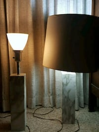 Pair of Marble Lamps Brea, 92821