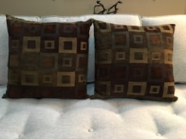 Mission Style Throw Pillows
