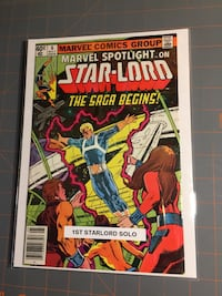 Marvel spotlight 6 comic Halton Hills, L7J