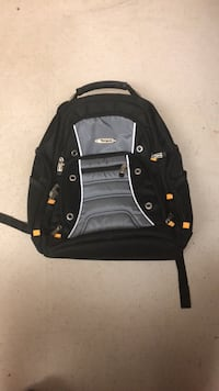 Black and gray adidas backpack Fayetteville, 28310