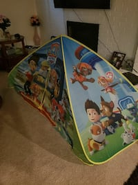 Paw patrol twin bed tent Dale City, 22193