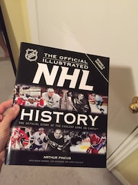NHL HISTORY BOOK Richmond Hill, L4B 3C7