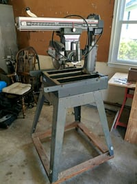 "10"" Craftsman Radial Saw Manassas, 20110"