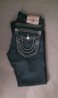 Men's True Religion Jeans  WHITEROCK