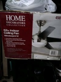 Brand new Stainless steel ceiling fan Columbia, 21044