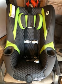 Baby's black and green graco car seat New Baden, 62265