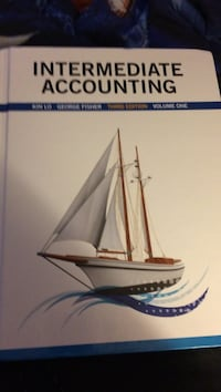 Intermediate Accounting textbook