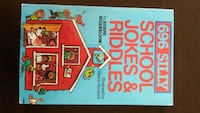 696 silly school jokes & riddles Los Angeles, 91436