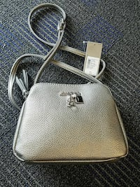 Silver Kenneth Cole crossbody bag Providence, 02909