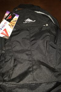 Backpack, New with tags