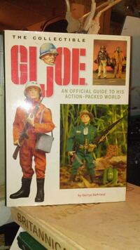 Gi joe book