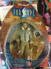 Farscape Series 1 Action Figures Albuquerque, 87107