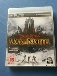 Lord Of The Rings War In The North PS3 Katerini, 601 00