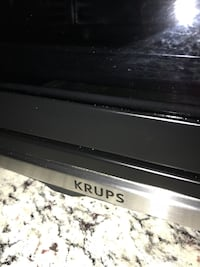 Krups Convection/Broiler/Toaster Oven with crumb tray, stainless steel rack & pan