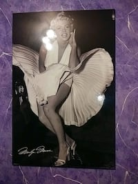 Large picture of marlyn Monroe Toronto, M6G