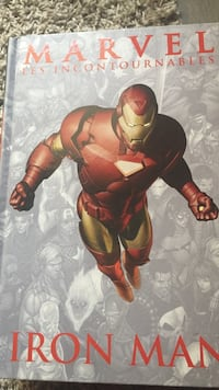Iron Man Marvel Bande dessinée Taverny, 95150