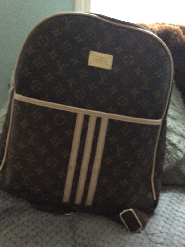 b4cfd52b0feb Used Louis Vuitton travel backpack for sale in Woodstock - letgo