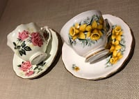 Vintage English Teacups & Saucers Toronto, M2H 2N9