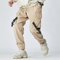 INSIDEX WENLE PARATROOPERS CARGO POCKET JOGGER PAN