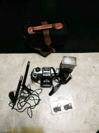 Vintage olempic camera with microphone  Upper Marlboro, 20774