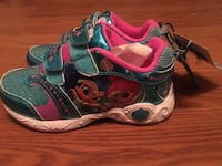 New light up shoes kids size 10