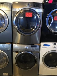 Samsung Front Load Steam washer& electric dryer,in perfect condition Baltimore, 21223
