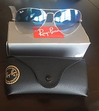Brand New Authentic Ray Ban's - With Receipt Toronto, M2N 7L4