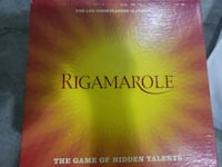 Rigamarole board game