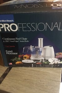7 cup food processor brand New Baltimore, 21224