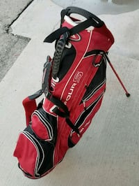 Sun Mountain Four 5 - 14 Way Stand Bag.