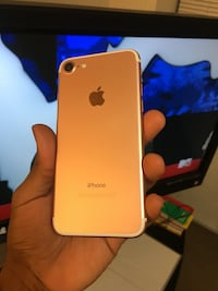 PRICE IS FIRM NOT NEGOTIABLE IPHONE 7 32GB