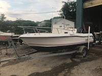 18ft center console  Baltimore, 21221