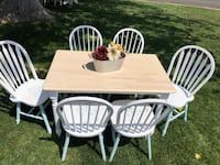 Kitchen table and 4,5 or 6 chairs  Littleton, 80127