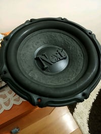 Subwoofer hight performance 600W