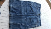 blue denim skirt  Calgary, T2J 3V4