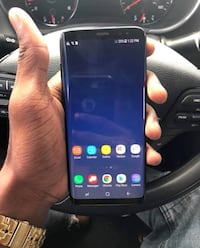 Samsung Galaxy S8 Midnight Black Unlocked  Orlando, 32817