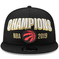 Raptors Championship Locker Room New Era 9FIFTY Snapback - last one! Toronto, M5M 1G4
